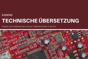 Glossar zur Cybersicherheit Deutsch - Spanisch